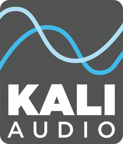 Kali Audio Logo official partner for hit the road music studio