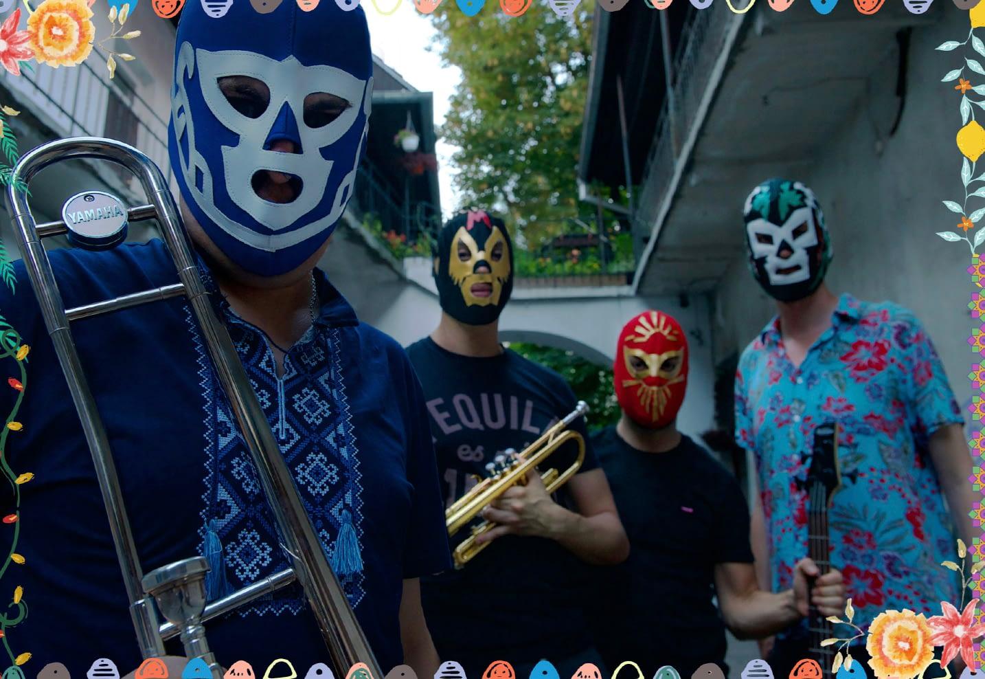 Cumbia Band Choque Sonidero