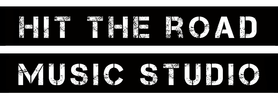 Hit The Road Music Studio Logo