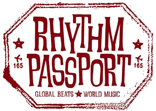 Rhythm pasport Online music magazine logo