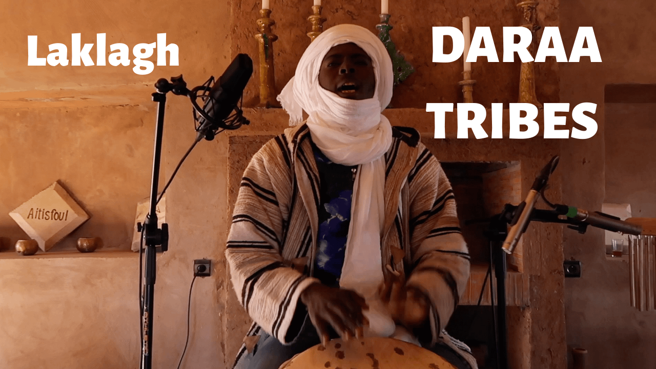 Our music production with Daraa Tribes Laklagh