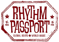 rhythm passport logo partnership | Hit the road music studio