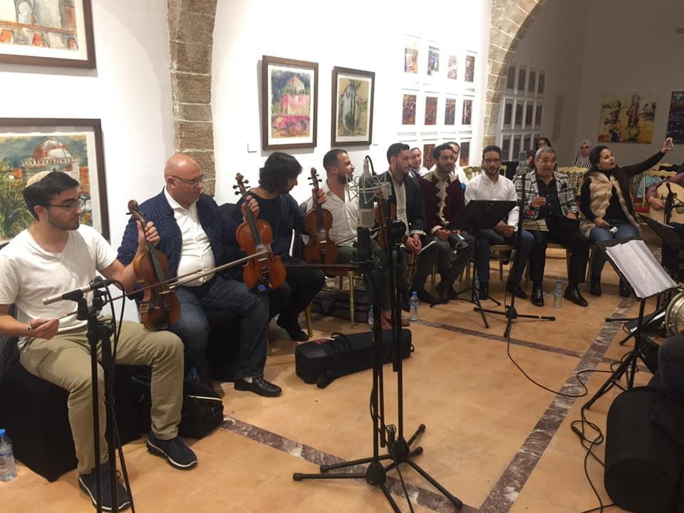 Recording Tarab Jerusalem