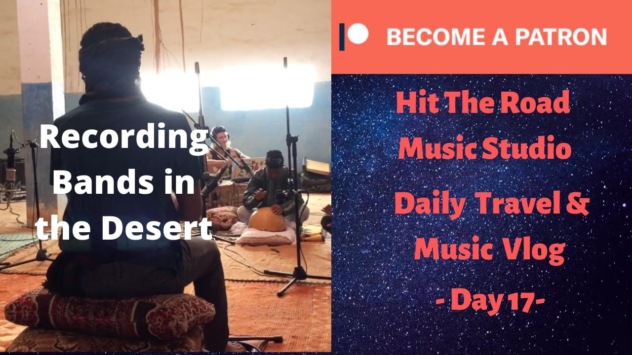 Recording Izouran N sahara